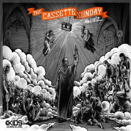 "ALBUM CD MANI DEÏZ "" THE CASSETTE SUNDAY """