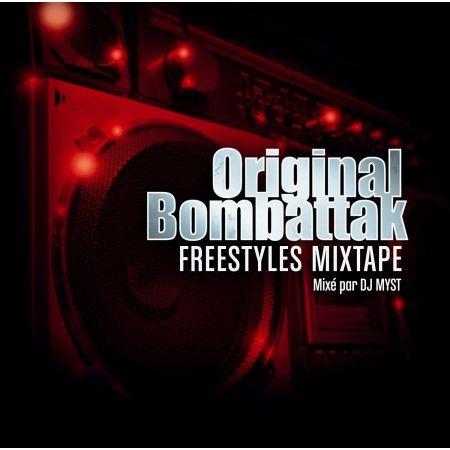 Album CD Original Bombattak Mix Mixé par DJ Myst