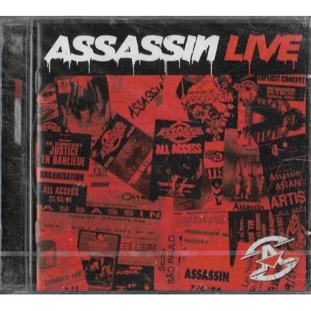 "album cd Assassin ""Live"""