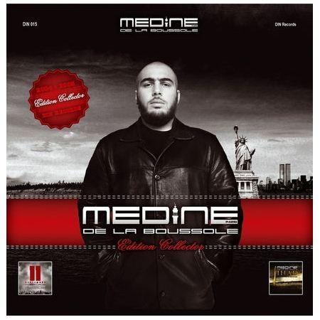 "Double Album Cd ""Medine"" - edition Collector"