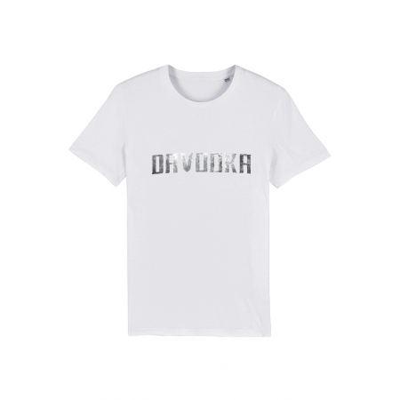 Tshirt Davodka Logo Metal