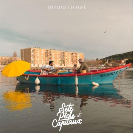 Album Cd Petitcopek - Sete pêche et capitaux