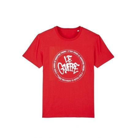 Tshirt Le Gouffre rouge