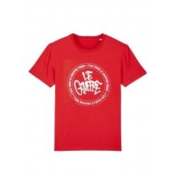 Tshirt Le Gouffre rouge de le gouffre sur Scredboutique.com