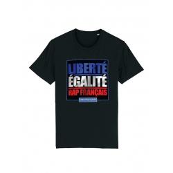 Tshirt Metronome Liberté Egalité Rap Français de amadeus sur Scredboutique.com