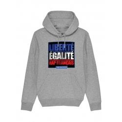 Sweat Capuche Metronome Liberté Egalité Rap Français de amadeus sur Scredboutique.com