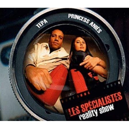 album Cd Les Specialistes - Reality Show