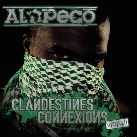 album cd Al Peco - Clandestines connexions