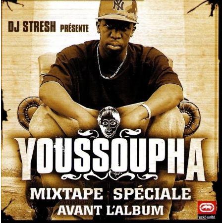 album cd Youssoupha - mixtape speciale Dj Stresh