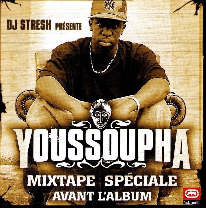 album cd Youssoupha - mixtape speciale Dj Stresh de  sur Scredboutique.com