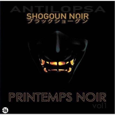 album cd antilopsa shogoun noir - Printemps noir