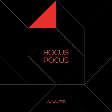 Maxi vinyle Hocus Pocus feat Akhenaton - A Mi-chemin