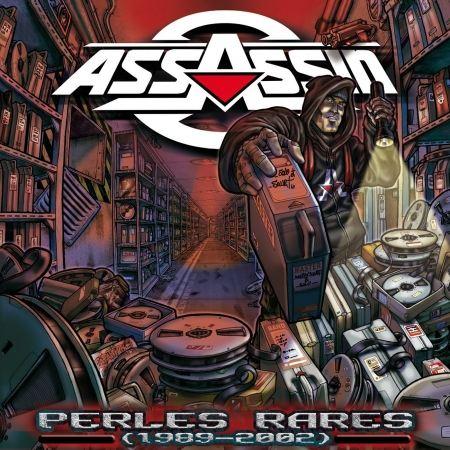 Album vinyle Assassin - Perles rares