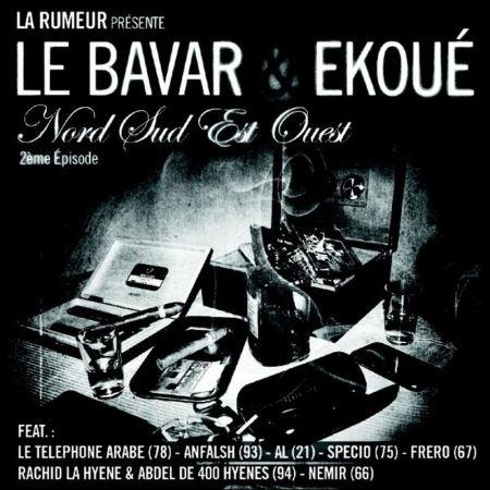 album cd La rumeur - Le bavar & Ekoué