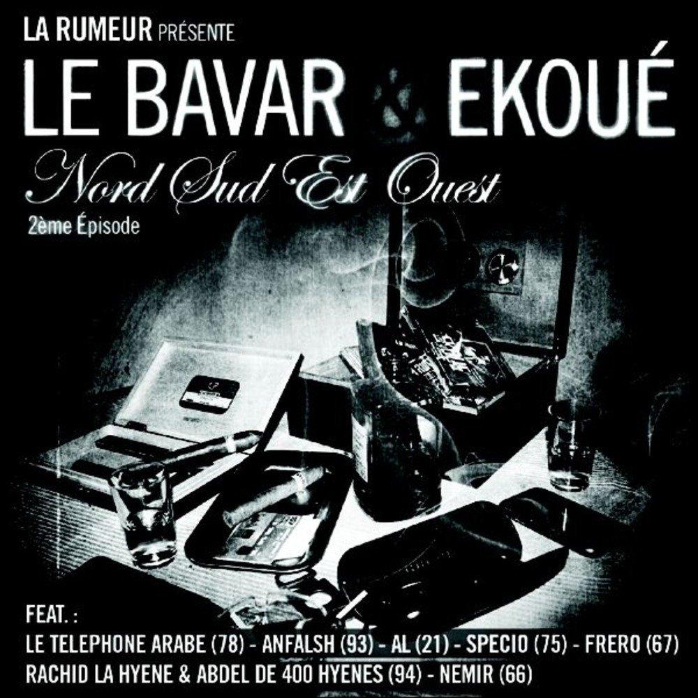 album cd La rumeur - Le bavar & Ekoué de la rumeur sur Scredboutique.com