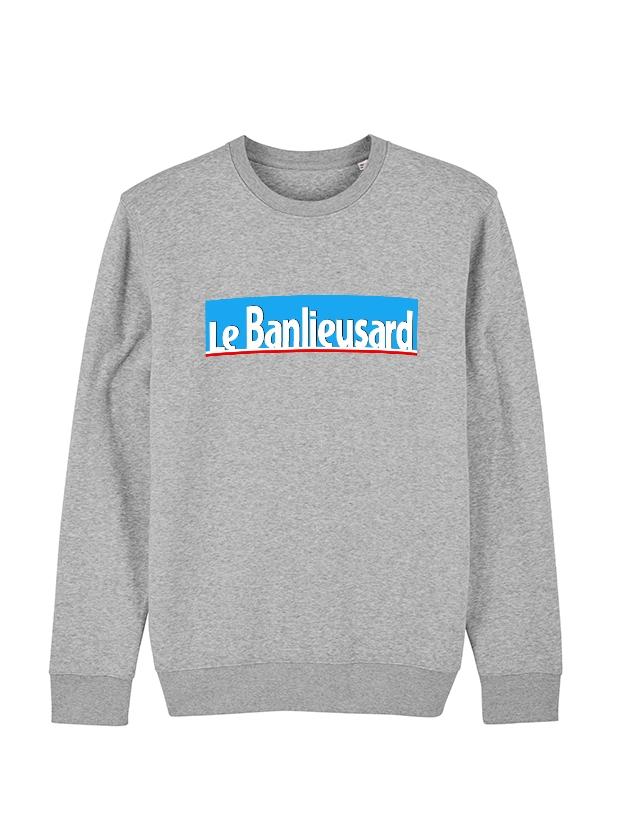 Sweat Le Banlieusard Amadeus de amadeus sur Scredboutique.com