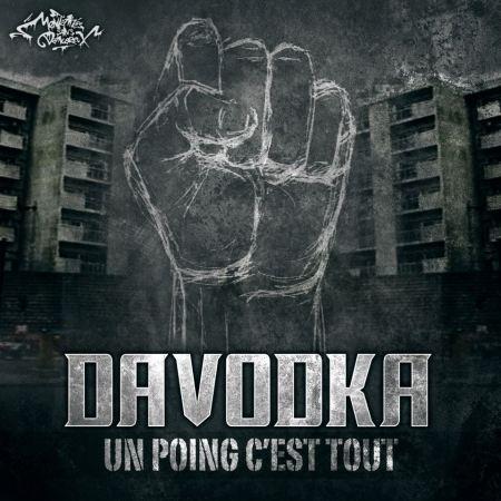 """Album Cd """"Davodka"""" - Un poing c'est tout"""