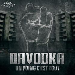 """Album Cd """"Davodka"""" - Un poing c'est tout de davodka sur Scredboutique.com"""