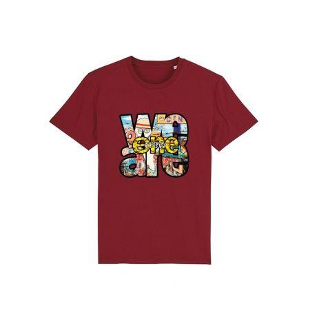 Tshirt Debo - we are one crew