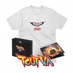 Pack Deadi - Tout Va - Cd + Tshirt de deadi sur Scredboutique.com