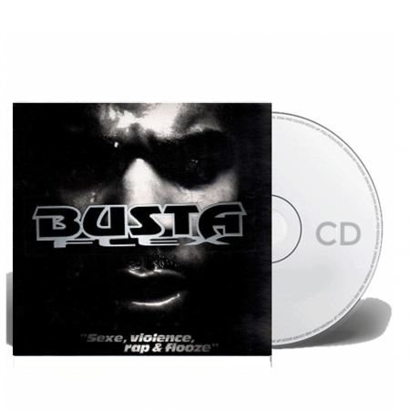 "Album Cd ""Busta flex"" - Sexe,violence,rap et flooze"