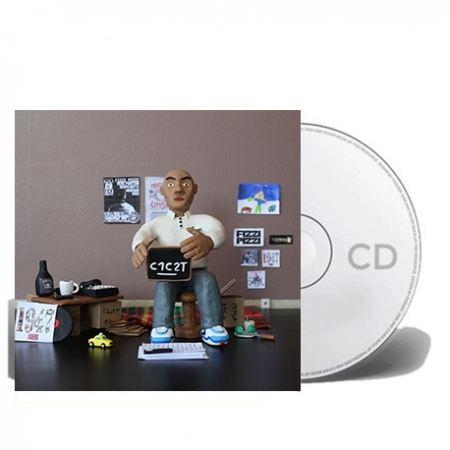 """ALBUM CD """"FIZZI PIZZI"""" - C1C2T"""