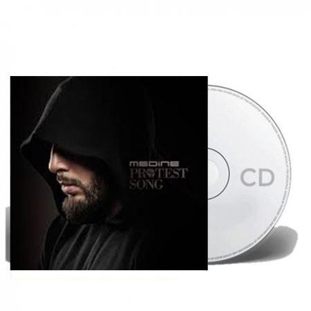 "Album Cd ""Medine"" - Protest song"