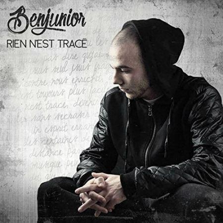 """Album CD Benjunior """" Rien n'est tracé"""