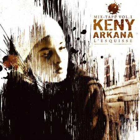 Album Cd Keny Arkana - L'esquisse 1