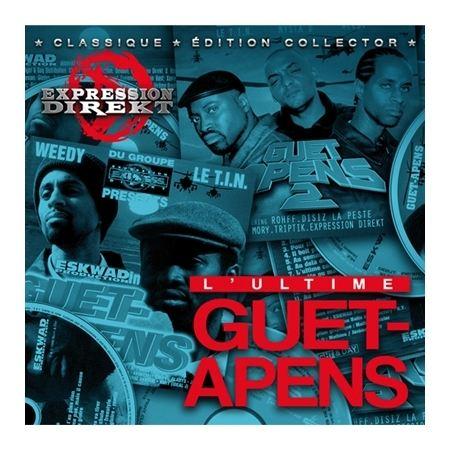 """Album Cd """"Expression Direkt - L'ultime Guet-Apens"""""""