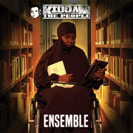 """Album cd """"Kiddam and the people"""" - Ensemble"""