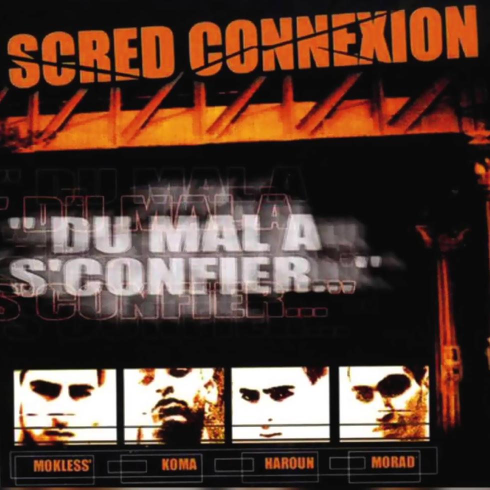 "Album Vinyle ""Scred Connexion - Du mal a s'confier"" Edition Collector de scred connexion sur Scredboutique.com"