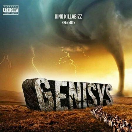 """Album Cd """"Genisys - Dino Killabizz"""""""