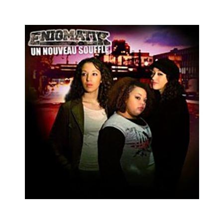 """Album Cd """"Enigmatik - Un Nouveau Souffle"""""""