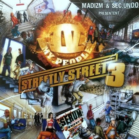 "Album Cd ""Iv My People - Streetly Street 3"""