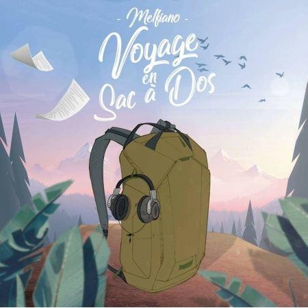 """Album Cd """"Melfiano"""" - Voyage en sac à dos"""