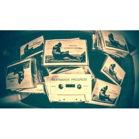cassette Medouze Beatmaker Progress