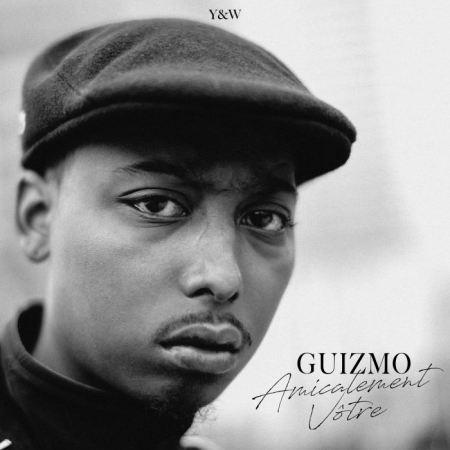 """Album Cd """"Guizmo - Amicalement Votre"""""""
