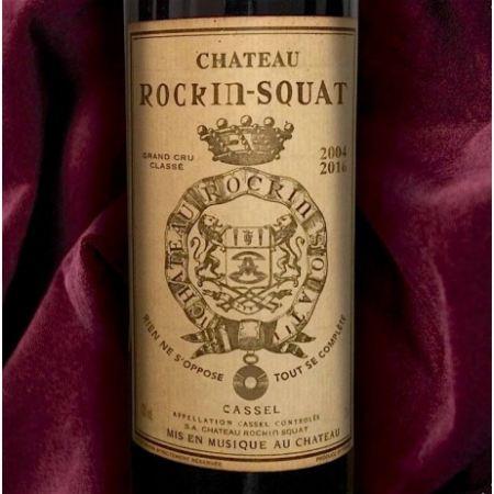 """Album Cd """"Rockin Squat - Grand Cru Classé"""""""