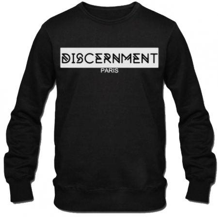 "Pull ""Discernment"" Noir"