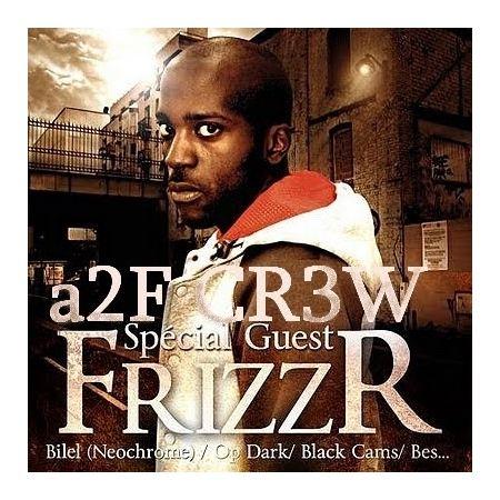 "Album Cd ""Frizzr"" Special Guest"