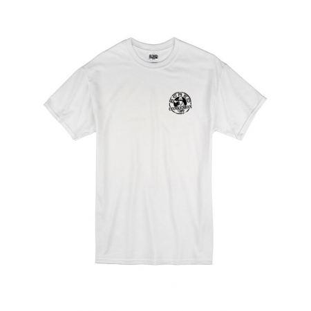 Tee Shirt Tellement Bas Blanc