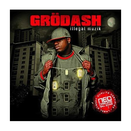 "Album Cd ""Grodash"" - Illegal Muzik"