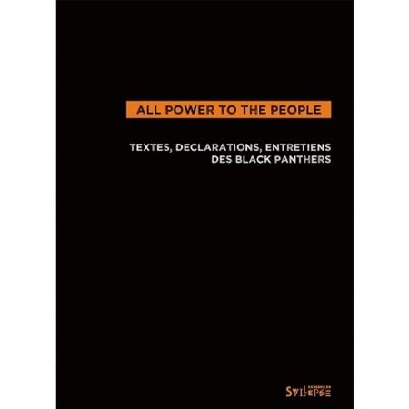 """Livre """"All power to the people"""""""