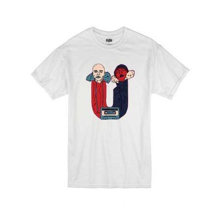 T Shirt Blanc by Sims - U