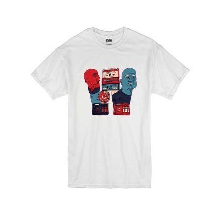 T Shirt Blanc by Sims - W