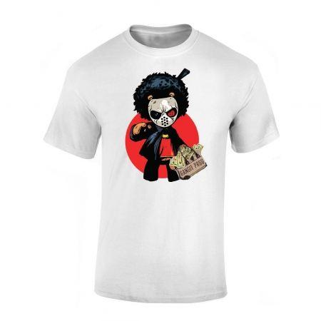 T-Shirt Junior bvndo blanc