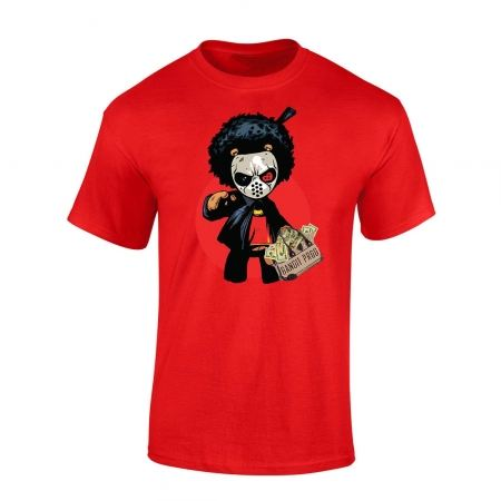 T-Shirt Junior bvndo Rouge
