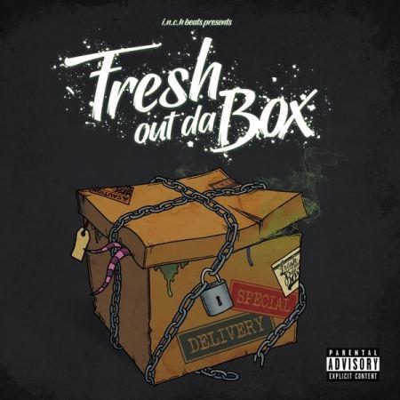 "Album Cd ""Fresh out da box- Special delivery"""