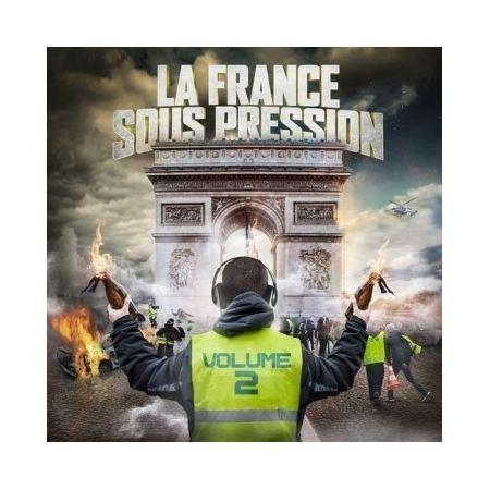 "cd album ""la Françe sous pression 2"""